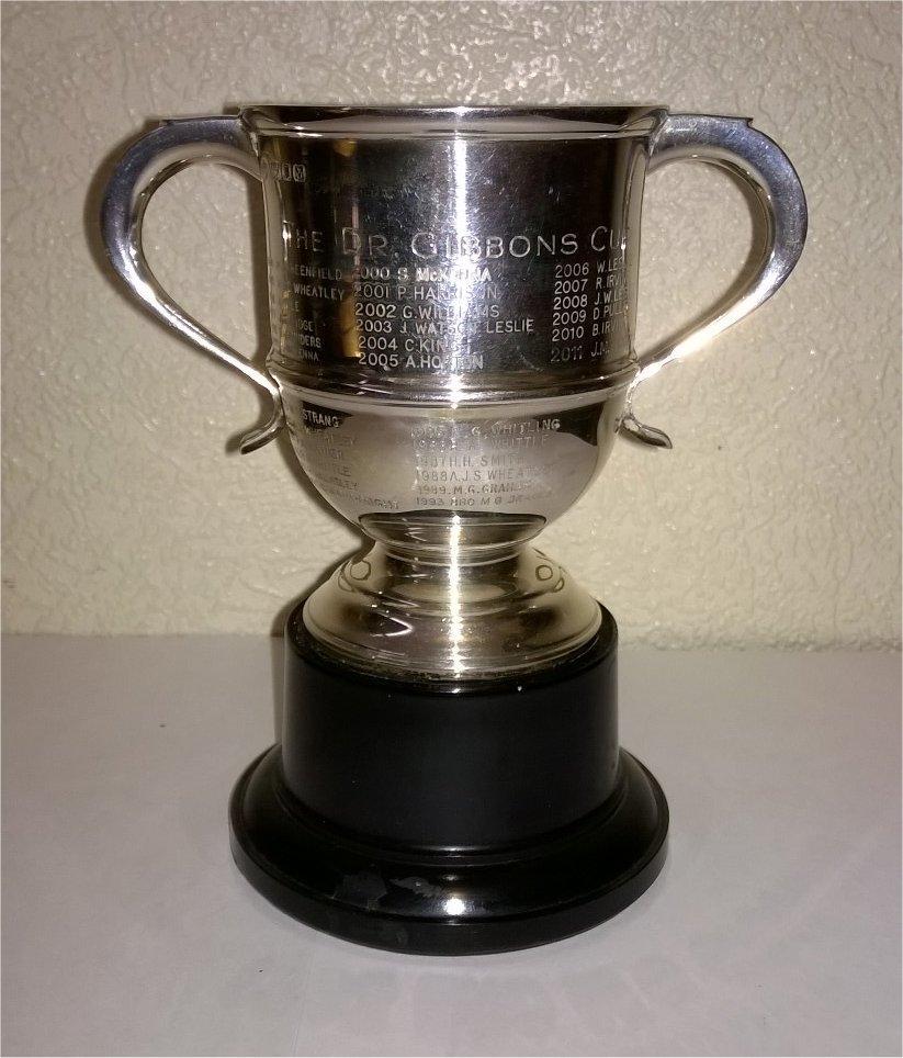 Dr Gibbons Cup